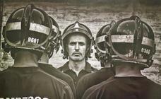 Calendario solidario de los Bomberos de Burgos a favor de la ELA