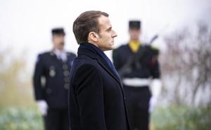 Detenidos en Francia seis sospechosos de planear un ataque contra Macron