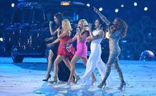 Las Spice Girls se van de gira sin Victoria Beckham