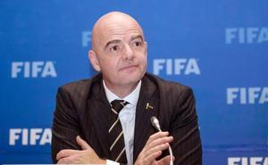 Infantino: «La FIFA estaba muerta; ahora es transparente»