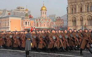 El Kremlin intensifica el culto al papel de la URSS en la II Guerra Mundial