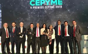 ASTI Mobile Robotics, premio Pyme del Año 2018