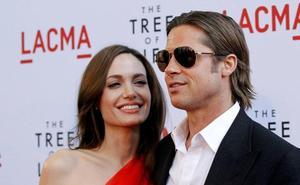 El juez cita a Brad y Angelina