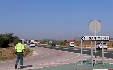 Tráfico prevé una afección «muy puntual» en las carreteras de Burgos a la medida de reduccir la velocidad máxima de 90km/h