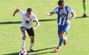 El Burgos espera desarrollar su potencial para ganar al Castilla