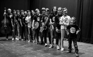 Concierto de Sedajazz Kids Band, el 10 de noviembre