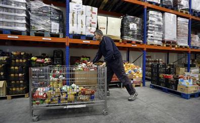 El Banco de Alimentos concede el diploma de Socio de Honor a Dachser Spain