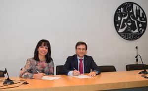 Farmacéuticos y ASDIBUR firman un convenio para mejorar la asistencia a los diabéticos
