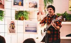 El cantante burgalés Marcos Gallo regresa a «su casa», Las Musas