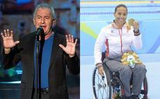 Víctor Manuel y Teresa Perales, premiados por la Asociación Síndrome de Down Burgos