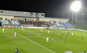 Un Burgos CF carente de gol pierde cada vez más su rumbo