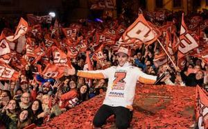Marc Márquez: «Los títulos son la gasolina que me pide el cuerpo»
