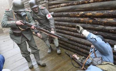 Belorado conmemora los 100 años del armisticio de la Gran Guerra
