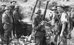 La comida durante la Primera Guerra Mundial