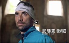 Hernando protagoniza el nuevo vídeo de turismo deportivo 'Burgos, Origen y Destino'
