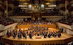 Concierto de la Orquesta Sinfónica Freixenet, el 15 de noviembre