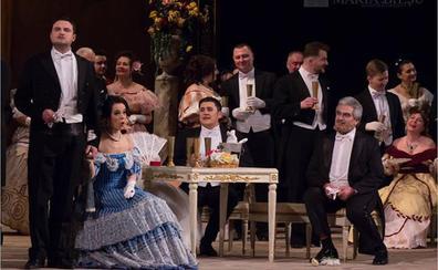 El Teatro de la Ópera Nacional de Moldavia presenta 'La Traviata'