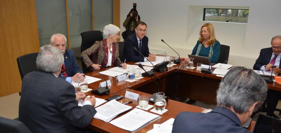 Los fiscales superiores se reúnen en Burgos para potenciar su coordinación