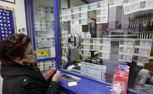 Detenido por apropiación indebida de un boleto de la Lotería Nacional