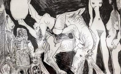 Los grabados de Picasso