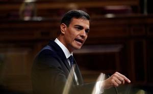 Sánchez emplaza a Torra a reunirse el 21 de diciembre en Barcelona