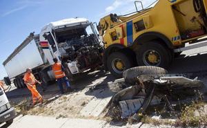 El PCAS-TC propone una serie de medidas para reducir el índice de siniestralidad en las carreteras