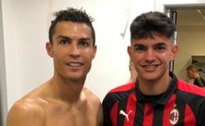 La foto de Cristiano Ronaldo que se ha hecho viral