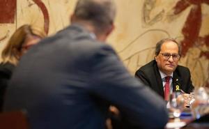 Torra propone a Sánchez una «cumbre» de «gobierno a gobierno» el 21-D
