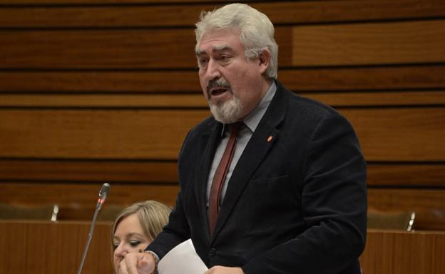 Delgado reclama a la Junta un desarrollo industrial «inmediato y real» de la provincia