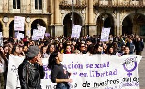 Unos 21.000 alumnos de Castilla y León secundan la huelga contra el sexismo en las aulas