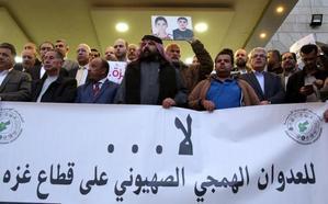 Egipto y la ONU logran mediar para callar las armas en Gaza