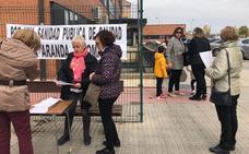 Las asociaciones de vecinos de Aranda animan a acudir de blanco a la manifestación por la sanidad
