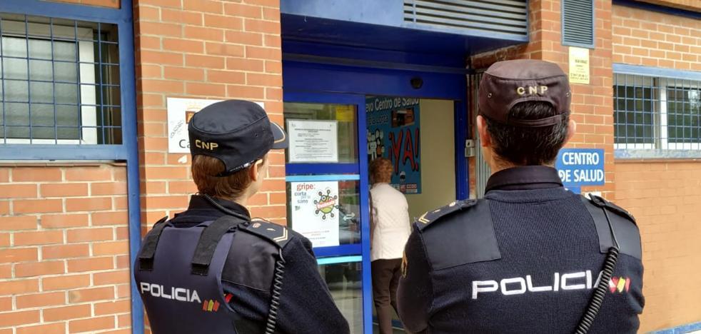 Ingresa en prisión un hombre de 40 años por cometer diez robos en el barrio de Gamonal