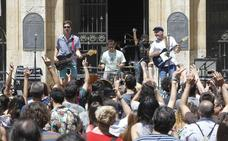 Los gallegos de Novedades Carminha confirman su asistencia en Ebrovisión 2019