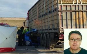El fallecido y los tres heridos en el accidente de Cuéllar se dirigían a un taller de empleo en Hontalbilla