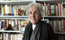 Ida Vitale: «Los españoles están tan locos como en la conquista»