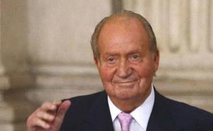 Unidos Podemos reclama por carta al rey Juan Carlos que explique en el Congreso sus negocios