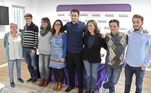 Laura Domínguez ve las «mayorías absolutas muy complicadas»