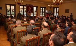 La Subdelegación de Defensa rinde homenaje a sus trabajadores