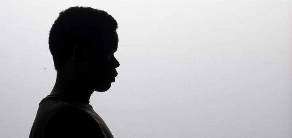 Mohamed, un joven del Aquarius que busca tierra firme en Valladolid