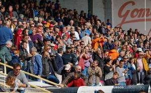 El Burgos CF dispone de 300 entradas para el partido contra la Cultural y Deportiva Leonesa