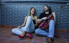 Concierto del dúo SlowMotion en el Foro Solidario, el 16 de noviembre