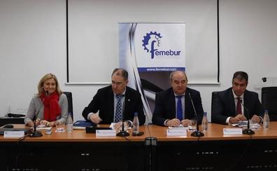 Andrés Hernando, nuevo presidente de Femebur