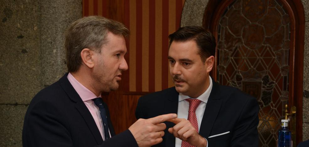 El Ayuntamiento de Burgos insta a Fomento a bloquear la posibilidad de nuevos peajes en la AP-1