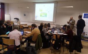 SODEBUR participa en un seminario en Eslovenia para fomentar el emprendimiento en el medio rural