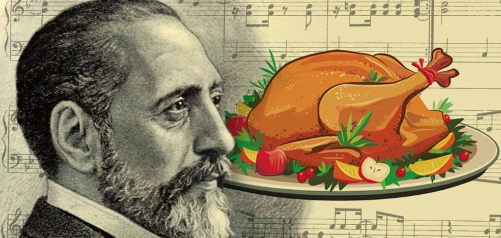 Barbieri, músico y gourmet