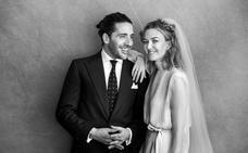 La heredera del imperio Inditex se casa con Valentino