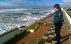 Un nuevo cadáver eleva a 21 las víctimas del naufragio de una patera en Cádiz la semana pasada