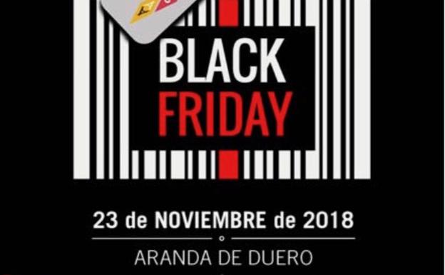 La Asociación de Comerciantes de Aranda impulsa descuentos en el 'Black Friday'