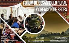 El Fórum de Desarrollo Rural de Pradoluengo, al completo